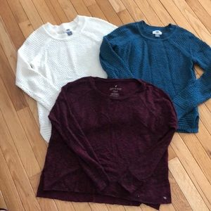 American Eagle sweaters size XS